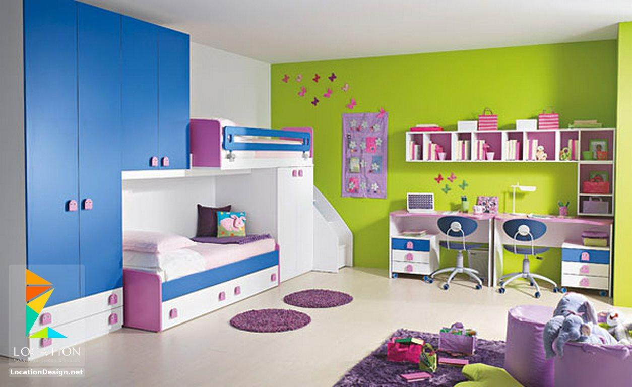 صور احدث غرف نوم اطفال , شاهد اجمل غرف الاطفال بالصور