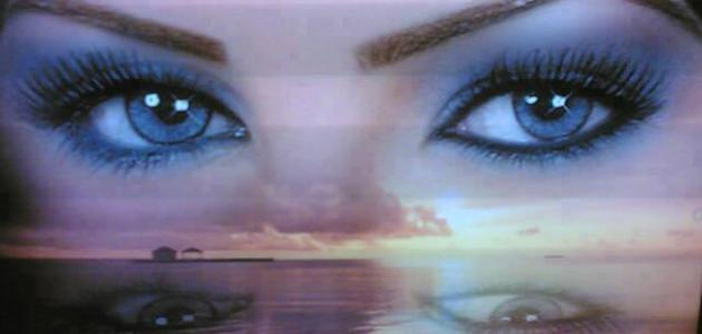 بالصور شعر عن العيون , كلمات عن العيون 2259