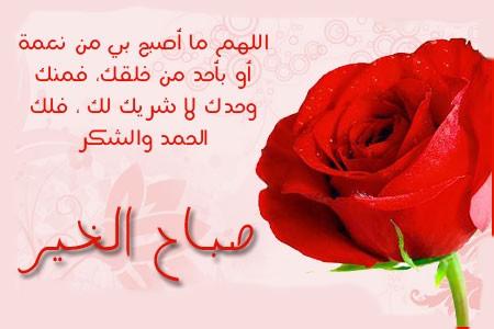 بالصور كلمات صباحية للحبيب , عبارات صباح الخير للحبيب 2273 3