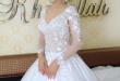 بالصور فساتين اعراس فخمه , اجمل فستان زفاف 2276 1 110x75