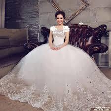 بالصور فساتين اعراس فخمه , اجمل فستان زفاف 2276 8