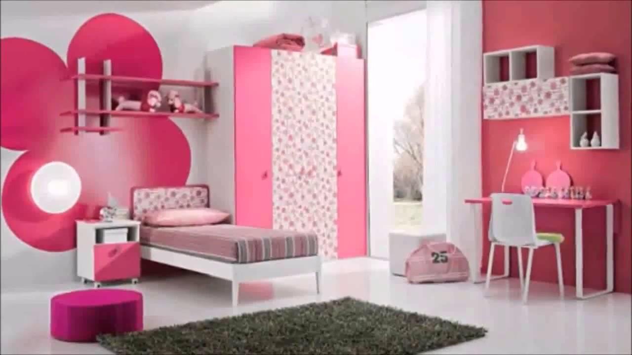 بالصور ديكور غرف نوم بنات , احلى ديكور لغرفة بنوتة عصرية 2283 6