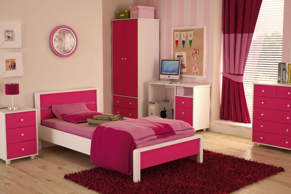 بالصور ديكور غرف نوم بنات , احلى ديكور لغرفة بنوتة عصرية 2283 7