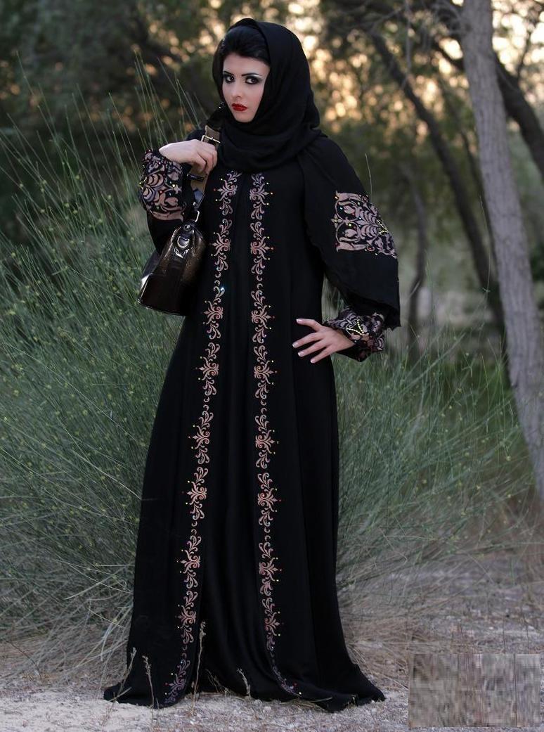 بالصور عبايات مصرية , ارقى عباية لبنت مصرية 2311 9