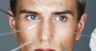 صوره علاج نحافة الوجه عند الرجال , طريقة علاج نحافة الوجه عند الرجال