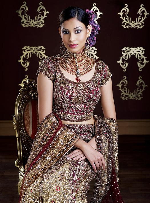بالصور ازياء هندية , اجمل فساتين هندية 2599 2