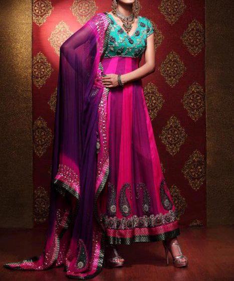 بالصور ازياء هندية , اجمل فساتين هندية 2599 4