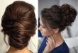 بالصور تسريحات بسيطة للشعر الطويل , اجمل تسريحات شعر بسيطة للشعر الطويل 2670 1 110x75