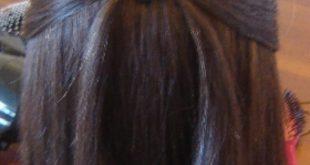 صوره موديلات شعر بسيطة , اسرع تسريحات الشعر