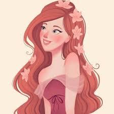 صورة رسومات بنات جميلة , اجمل رسومات بنات 3253 3