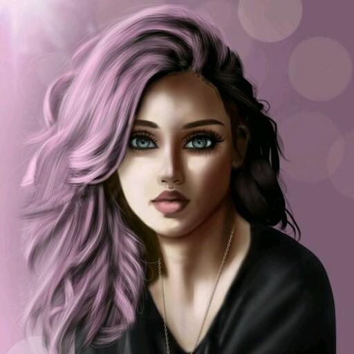 صورة رسومات بنات جميلة , اجمل رسومات بنات 3253 8