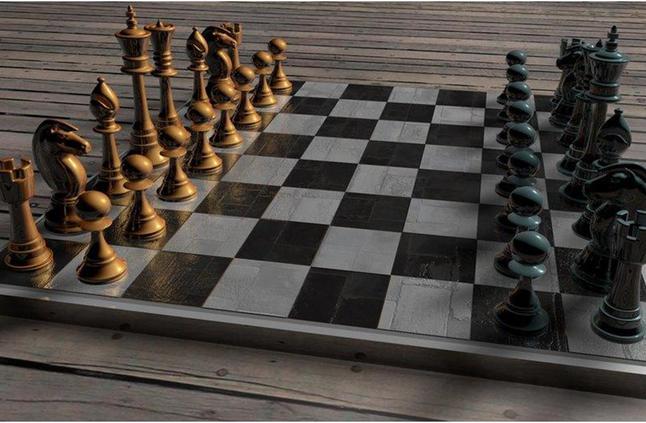 صورة كيفية لعب الشطرنج , طريقة لعب الشطرنج