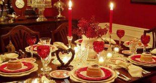 صور عشاء رومانسي في البيت , اجمل عشاء رومانسي فى البيت