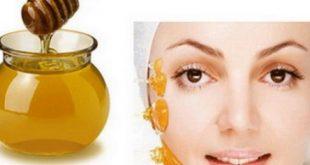 صوره ماسك للوجه بالعسل , طريقه وفوائد ماسك العسل