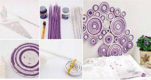 صوره اعمال منزلية , اجمل الاعمال اليدوية لتزين المنزل