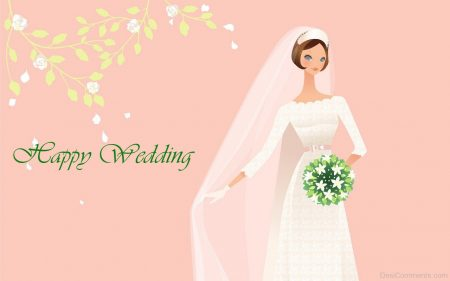 صورة عبارات تهنئه للعروس للواتس , تصاميم تهاني رائعه 5294 8