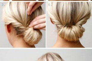 صور تسريحات بسيطة للشعر , افضل تسريحه شعر للعروس