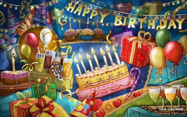 صورة صور عيد ميلاد حبيبي , احلي صور اعياد ميلاد 5528 7