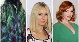 صوره قصات شعر جديده للنساء , تسريحات شعر رائعه