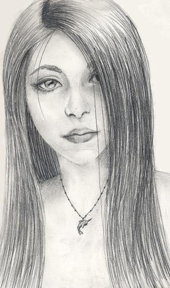 صورة رسومات بنات حلوه , اجمل رسومات البنات 5731 2