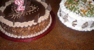 صورة اجمل تزيين كيك , تزيين كعكة جميلة