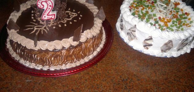 صور اجمل تزيين كيك , تزيين كعكة جميلة
