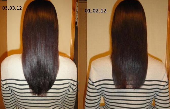 صورة تطويل الشعر في شهر , اطالة شعرك في شهر واحد 1207 2