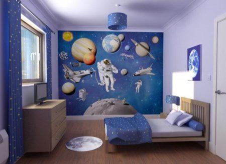 بالصور اشكال غرف نوم اطفال , تصميم لغرف النوم للاطفال 1213 5