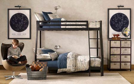 بالصور اشكال غرف نوم اطفال , تصميم لغرف النوم للاطفال 1213 7