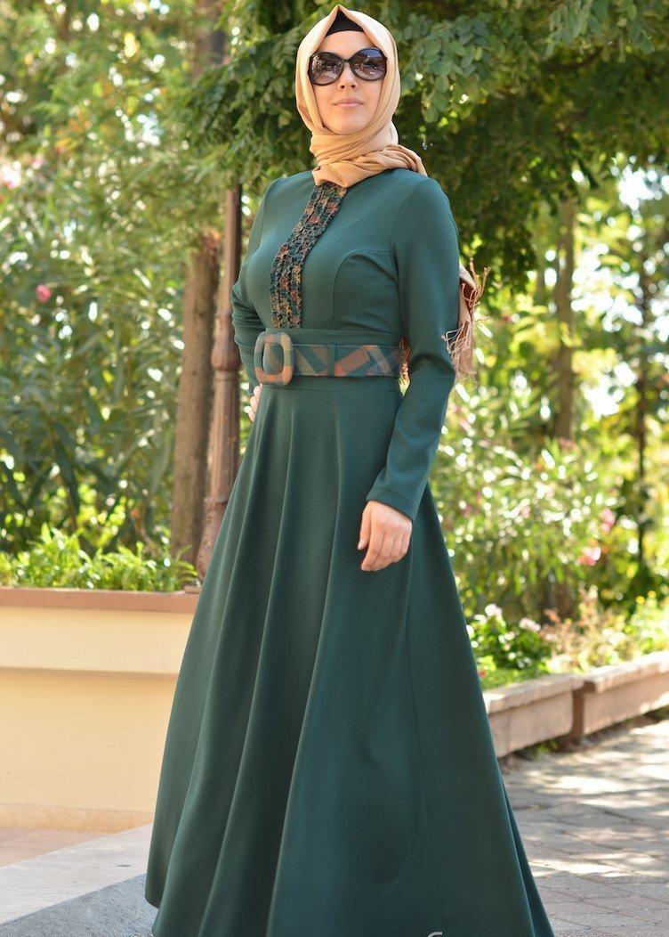 صور ملابس محجبات كاجوال , تصاميم راقيه