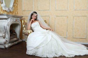 صورة صور فساتين عرايس , تصاميم لفستان ليلة العمر