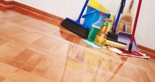 تنظيف البيت , خطوات تنظيف منزلك