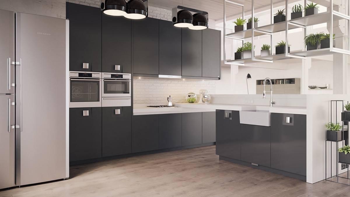 صورة الوان مطابخ الوميتال 2019 , اروع تصاميم المطابخ العصريه