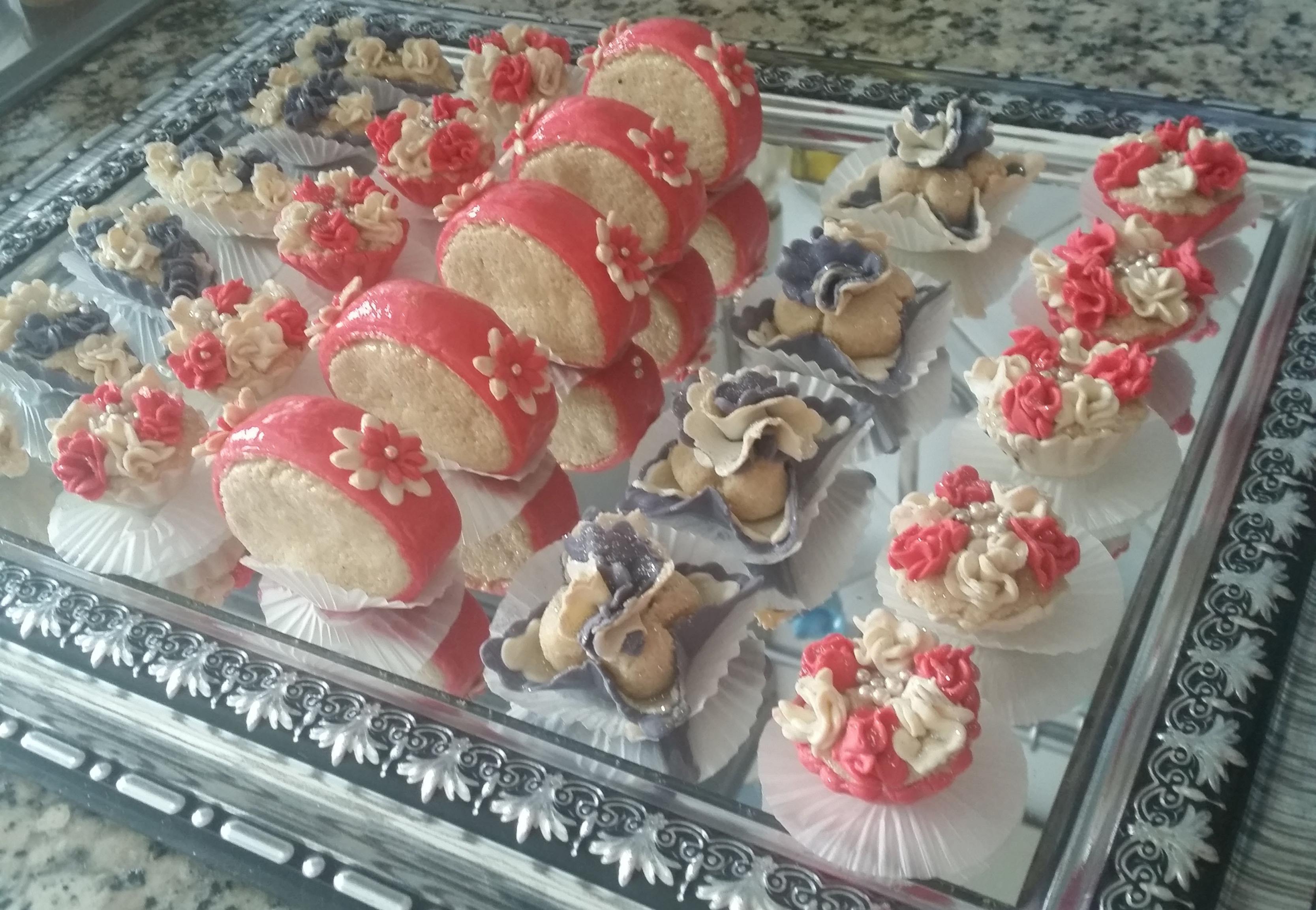 صورة حلويات جزائرية بسيطة بالصور , اشهى حلويات الجزائر 2071 8