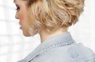 صورة تسريحات شعر قصير , اشكال قصات شعر