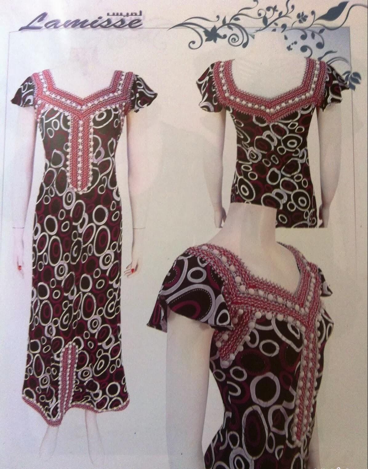 بالصور بدعيات صيفية وهرانية , احدث موديلات ملابس صيفيه 2139 4