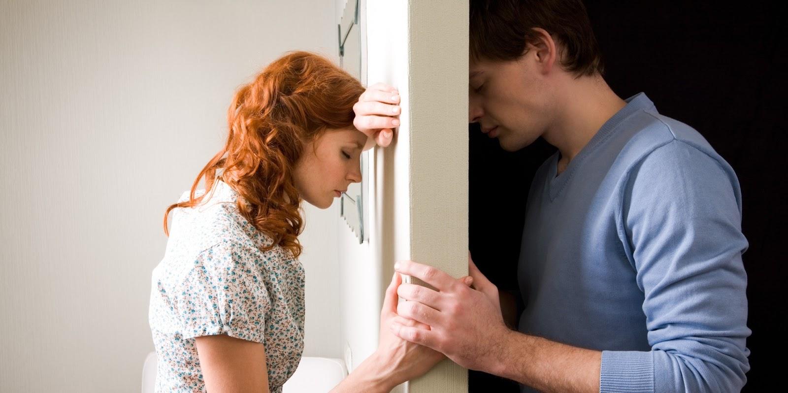 صورة اسباب نفور الزوجة من زوجها , تعرف على اسباب المشكلات الزوجيه