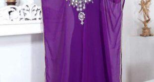صورة جلابيات خليجية , اجمل تصاميم ملابس خليجيه