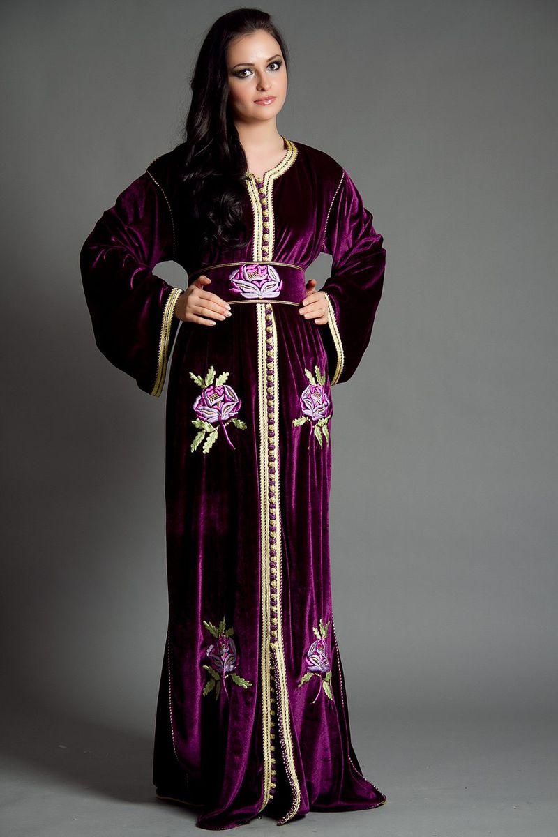 بالصور جلابيات خليجية , اجمل تصاميم ملابس خليجيه 2176 3