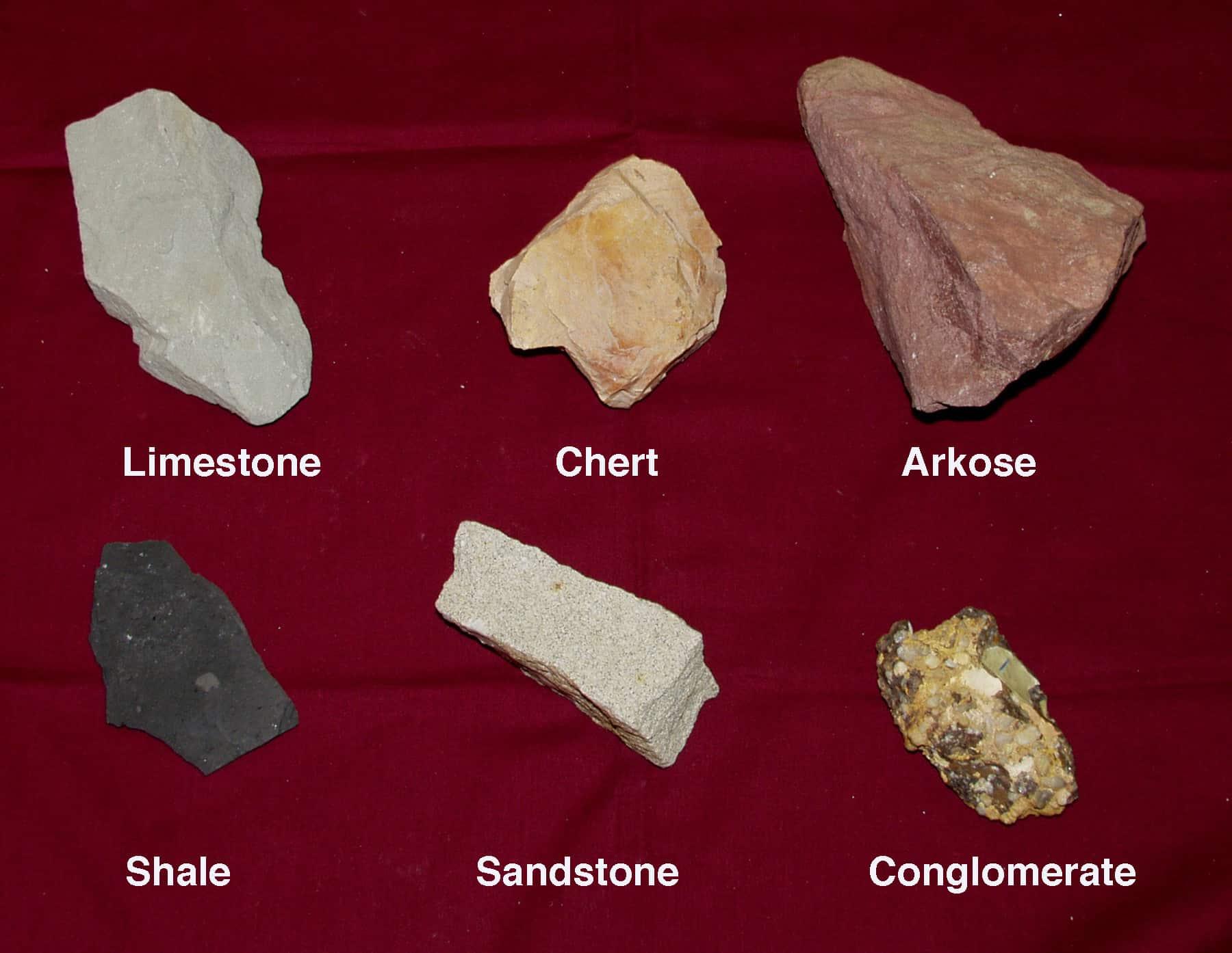 صورة انواع الصخور , تعرف بالفيديو على اشهر انواع الصخور ومسمياتها