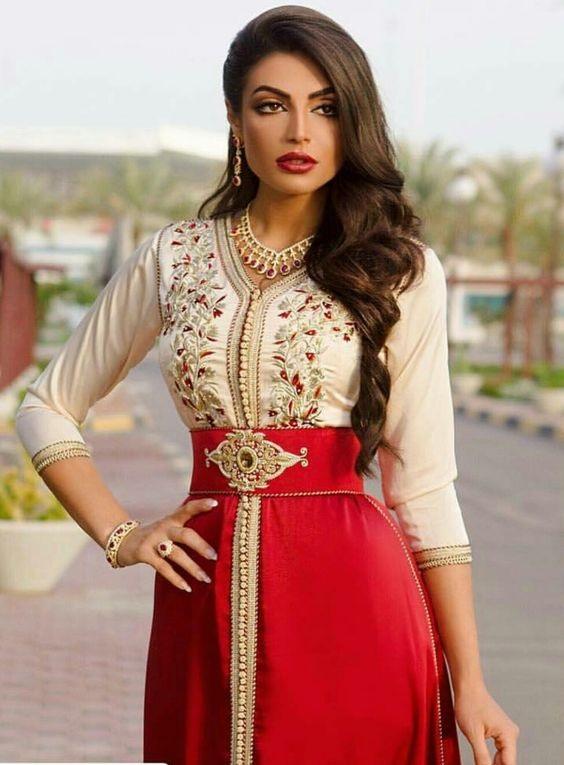 صورة قفاطين مغربية , صور قفاطين مغربية ساحرة 2422 8