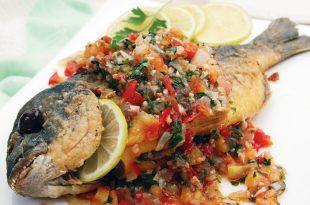 صوره طريقة عمل السمك السنجارى , افضل طرق للسمك السنجارى