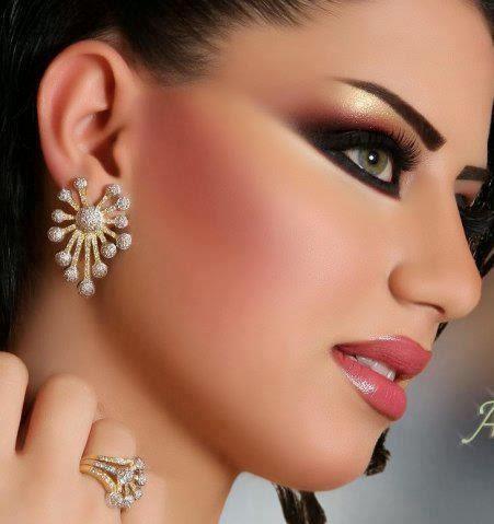 بالصور مكياج لبناني , صور ميك اب لبنانى 2466 6