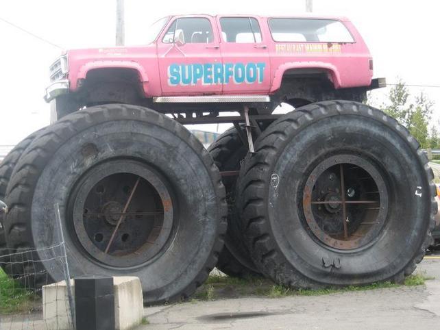 صورة صور سيارات كبيرة , شاهد اكبر سيارات بالصور 2487 4