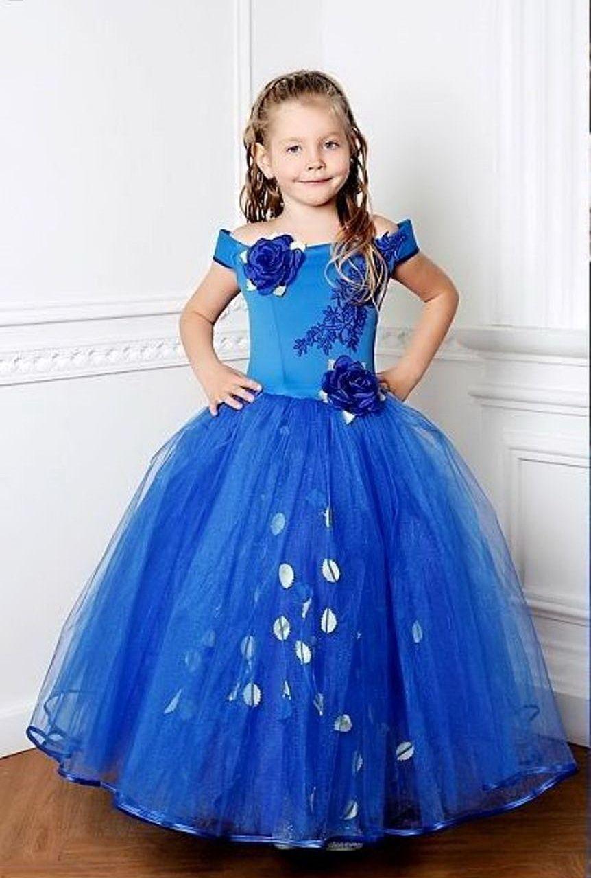 صور فساتين سواريه اطفال , ارق فستان سهرة للاطفال