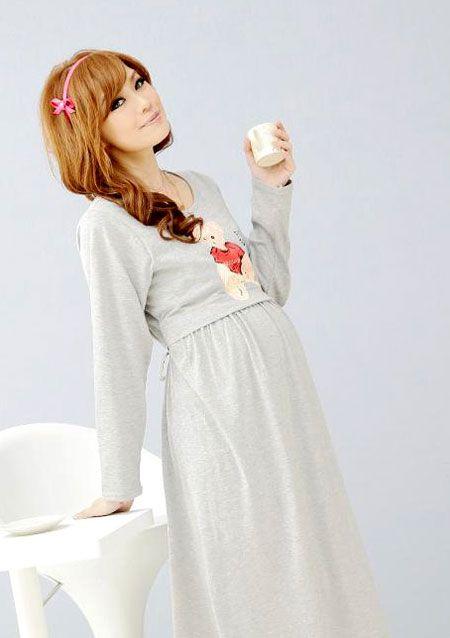 بالصور ملابس حوامل , اجمل ملابس لحوامل كيوت 2658 1