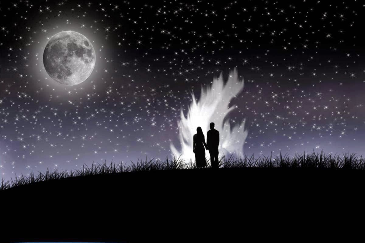 بالصور صور عن القمر , خلفيات ضوء القمر الساحرة 2679 10