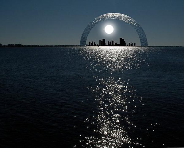 بالصور صور عن القمر , خلفيات ضوء القمر الساحرة 2679 2