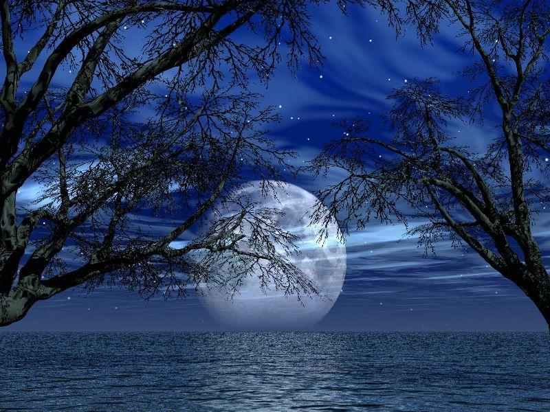 بالصور صور عن القمر , خلفيات ضوء القمر الساحرة 2679 4