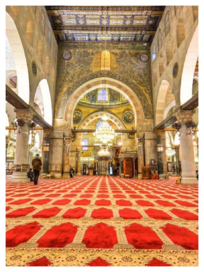 بالصور اجمل الصور للمسجد الاقصى , خلفيات المسجد الاقصى 2682 8